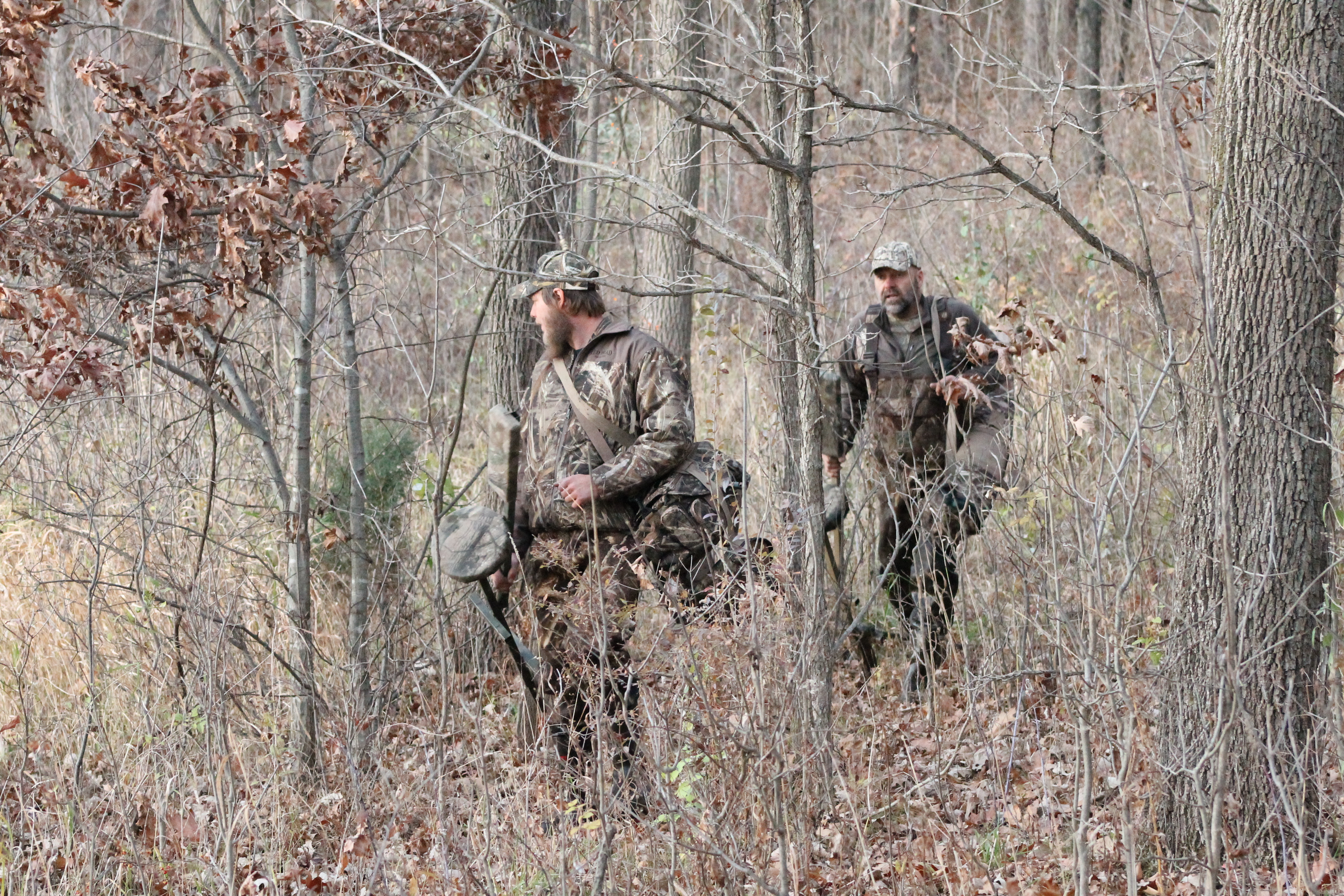Check Out the Hunting Chairs… – Just Duckin